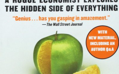 Seeing outside the box: Freakonomics